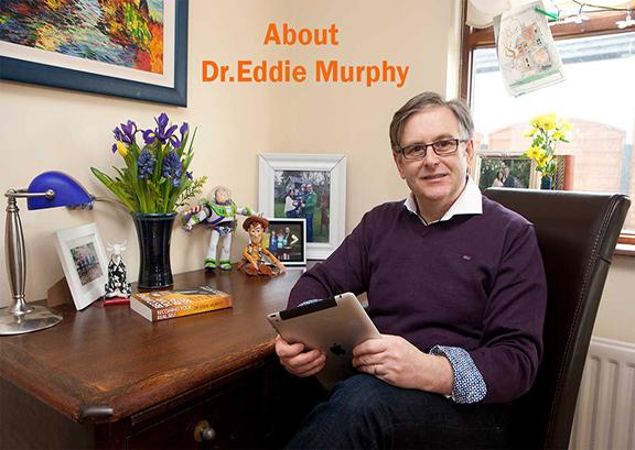Dr.Eddie Murphy, Psychologist